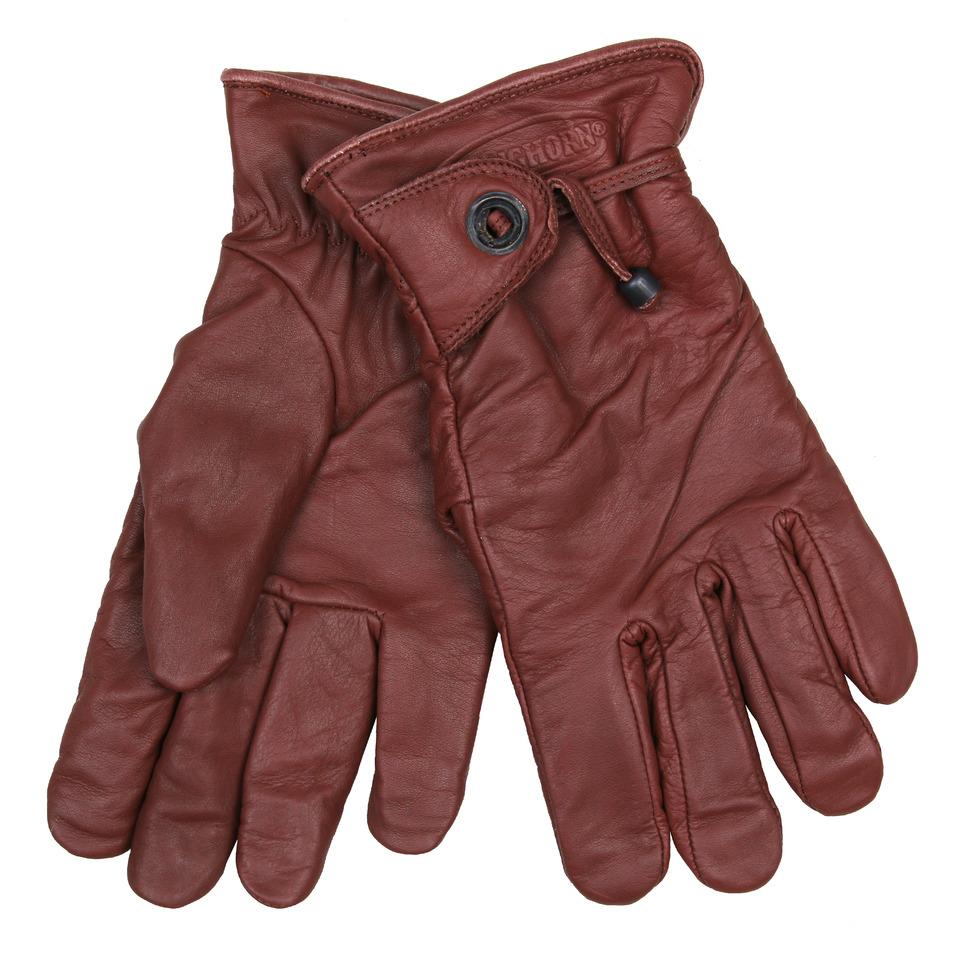 Guantes Rodeo Marron Talla L