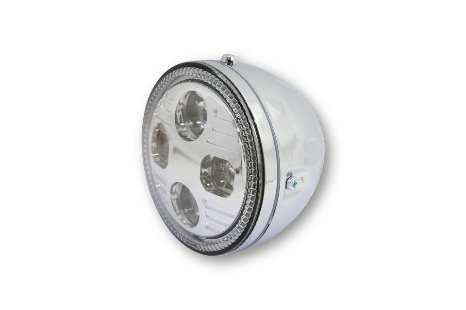 FARO UNIVERSALl HIGHSIDER 5¾ ATLANTA CON 4 HIGH POWER LEDS