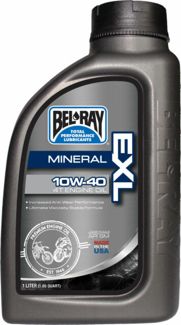 BEL-RAY ACEITE 10W40 1L MINERAL