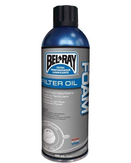 BEL-RAY ACEITE FILTRO DE AIRE EN SPRAY 400ML