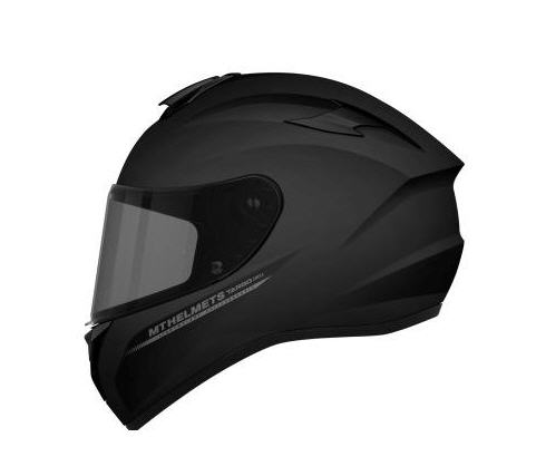 Casco integral MT Targo negro mate M