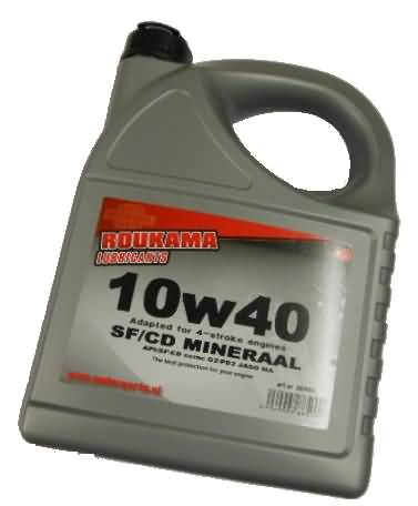 ACEITE 10W40 5L MINERAL