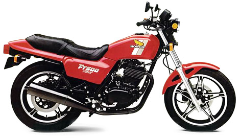 HONDA FT500(PC07)82-83