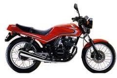 HONDA CB250RS(MC02)