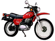 HONDA XL500S(PD01)79-82