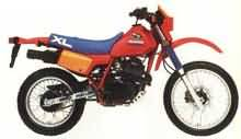 HONDA XL350R(ND03)