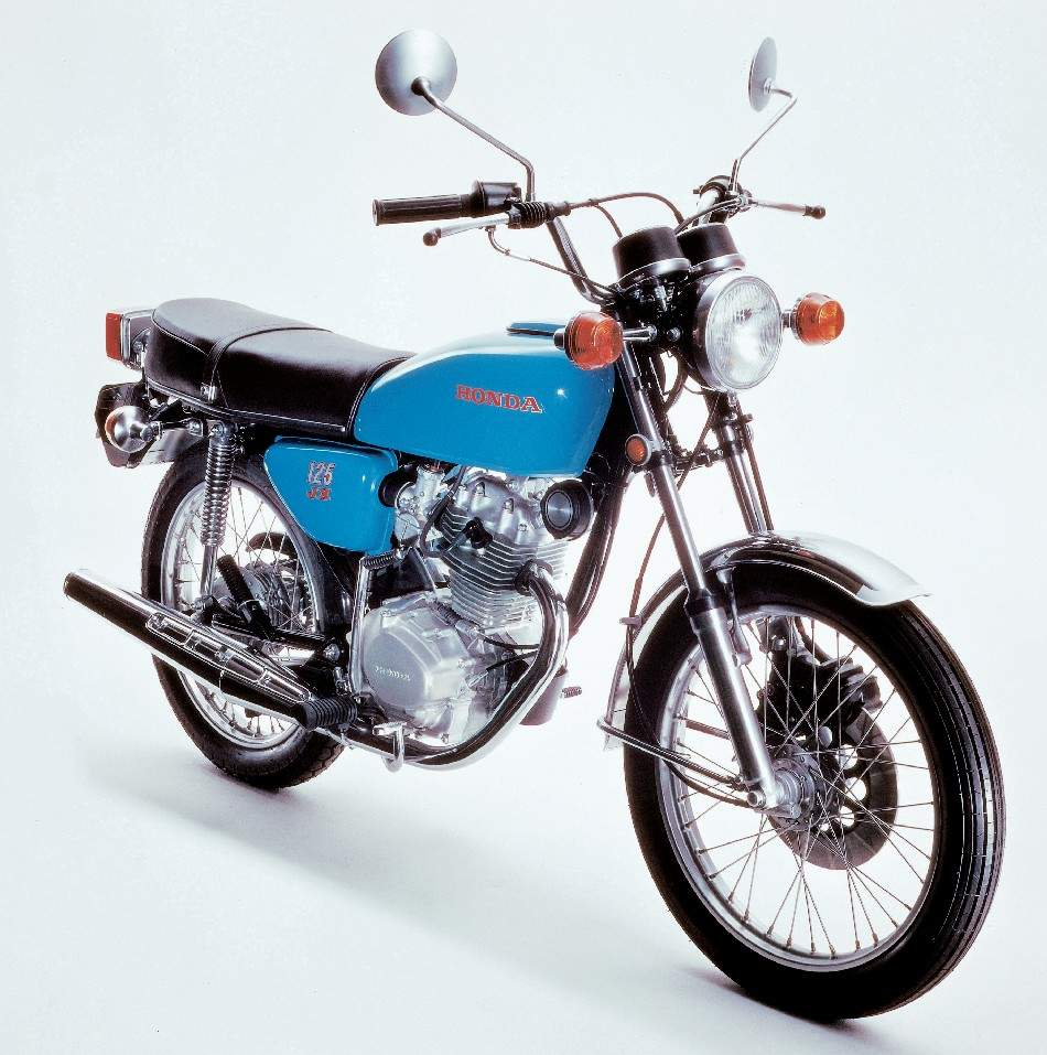 Honda Cb125j 75 79 Motopiezas Moraira Your Supplier For Al Sort Xs750e Yamaha Motorcycle Front Disc Brake Caliper Diagram And Parts