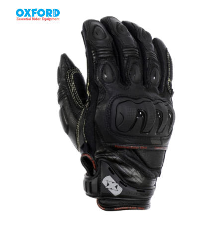 Guantes Racing cortos Aqua negro Oxford RP-3 XL Impermeable