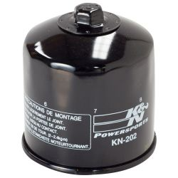 K&N Filtro Aceite KN-202 (MB0)
