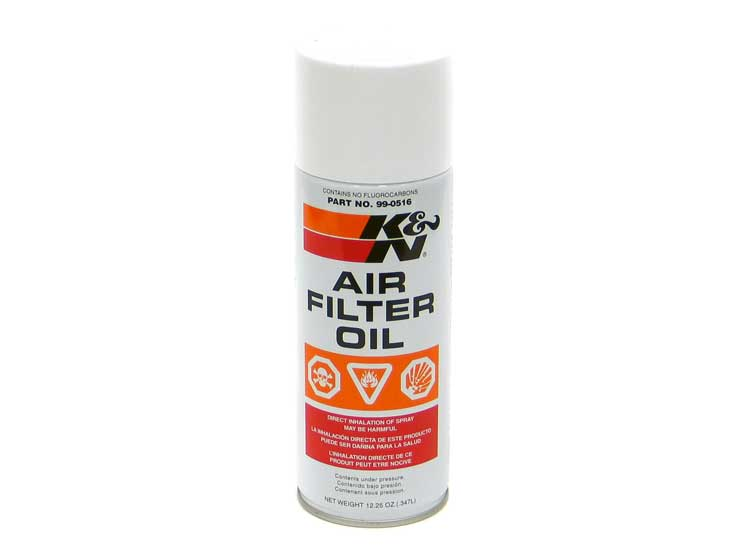 K&N ACEITE FILTRO AIRE 200ML