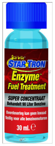 STAR TRON SUPER CONCENTRADO ENZIMA TRATAMIENTO GASOLINA 30ML